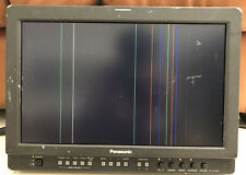 Panasonic BT-LH1700WP Monitor with Power Supply Parts Only