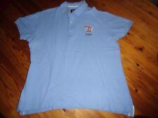 Mc Neal Herren PoloshirtT-Shirt  Gr.L Hein Karten blau