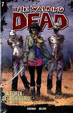 THE WALKING DEAD Gazzetta dello Sport 7 - LA FORZA DEL DESIDERIO 1 + DVD