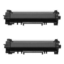 2PK Toner for Brother MFC-L2710DW MFC-L2730DW MFC-L2750DW TN730 TN-730 No Chip