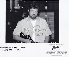 Alan Parsons Beatles & Pink Floyd engineer signed photo
