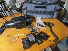 Sony CCD-FX830VE Video 8 Handy Cam Camcorder Zubehörpaket Digitalisieren