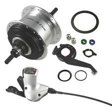 Shimano Rear wheel hub Alfine 8 SG-S70008 silver 32