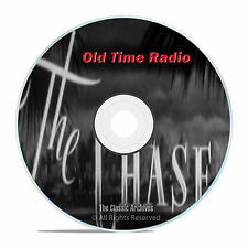 The Chase, 676 Classic Old Time Radio Action Adventure Shows, OTR mp3 DVD G27