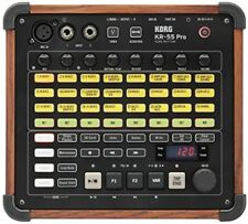 2018 NEW KORG mixer / recorder function equipped rhythm machine KR-55 Pro F/S