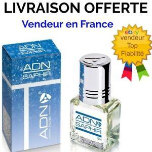 🇨🇵 Musc ADN SAPHIR 5 Ml Sans Alcool - LIVRAISON OFFERTE - Parfum homme  ✅