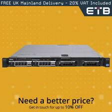 """Dell PowerEdge R420 1x4 3.5"""" Hard Drives - Build Your Own Server"""