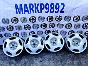 JAGUAR XJR6 XJRS XJS 17 SPORT ALLOY WHEELS X4 SUPERCHARGER DIAMOND CUT ALSO BMW