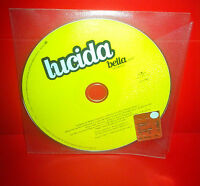 CD LUCIDA - BELLA - SINGLE - PROMO
