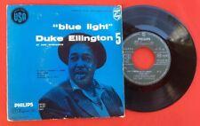 DUKE ELLINGTON 5 BLUE LIGHT GYPSY WITHOUT SONG 429210 VG- VINYL SUPER 45T EP