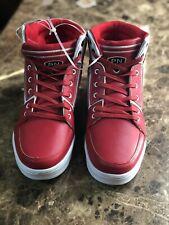 New Without Box Men's Size 9, High Top Basketball SneakersRed