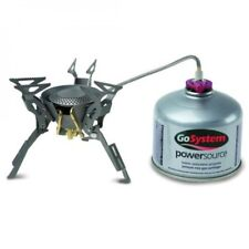 Go Systems Apollo Ti Stove NEW Carp Fishing Titanium Gas Stove