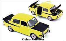Simca 1000 rally 2 maya amarillo 1976 1:18 norev