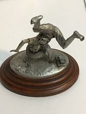 norman rockwell Pewter figurine limited edition of 3000 Made 1980