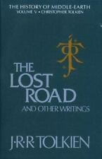The Lost Road - JRR Tolkien - History of Middle Earth Volume 5