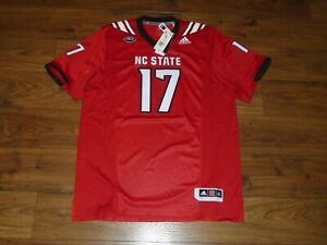 NEW Adidas NC State Wolfpack Philip Rivers Football Jersey Mens XL $120 NEW