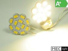 G6, 35 / GY6, 35 LED Stiftsockel-Blume 12x SMD 5630 - 287Lm-3W (= 25W) - Blanco