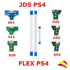 PLACA MANDO PS4 PLAYSTATION 4 JDS 001 011 030 040 055 CON FLEX PIN 14 12 10 USB