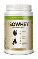 New 1.28kg IsoWhey Whey Protein Weight Loss Management Madagascan Vanilla