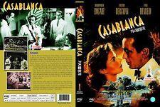 Casablanca, 1942 (Dvd,All,Sealed,New) Humphrey Bogart