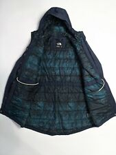 The North Face Women's Insulated Parka Size XL Winter Coat Navy Waterproof