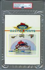 1993 Stadium Club Master Photo #7 PATRICK ROY Members Only PSA 9 MINT Pop 1