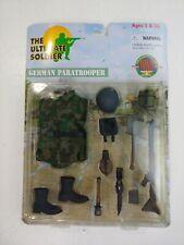 The Ultimate Soldier German Paratrooper Uniform Set VTG