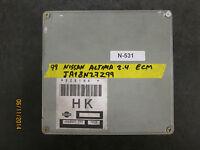 ^^ 99 NISSAN ALTIMA 2.4 ECM #JA18N27Z99 *See item description*(N-531)