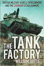 The Tank Factory, New, Suttie Book