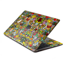 "Skin Decal Wrap for MacBook Pro 13"" Retina Touch  sticker slap cartoon bomb"