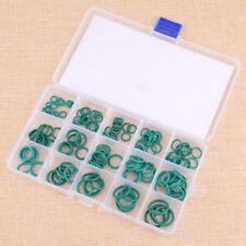 150pcs Green Seal Rubber O-Ring Set Plumber Garage Car Gasket O Ring 15 Sizes
