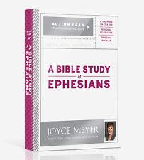A Bible Study Of Ephesians Action Plan - Joyce Meyer - New & Sealed