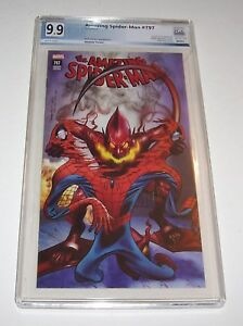 Amazing Spiderman #797 - PGX MT 9.9 - Mike Mayhew variant (homage to #238)