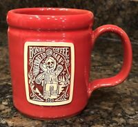 10 ounce Dean /& DeLuca Coffee Mug; they are Natural Color and Ceramic.