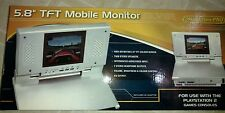 "PlayStation 2 mobile screen! PAL/NTSC! 8"" TFT PS2 MOBILE MONITOR!! Global Ship!!"