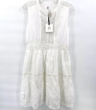 Anthropologie dRA Size Small Petite SP Canyon Lace White Dress NEW