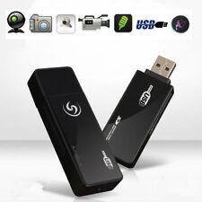 New Mini USB U-DISK Spy Hidden Camera Camcorder DV DVR Video 1280*960 Black