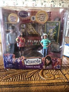 Wizards of Waverly place Favorite Scenes Potion Commotion NEW in box