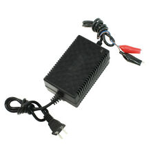 24V Charger with alligator clips for wheelchair Razor Electric Scooter