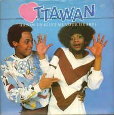"OTTAWAN hands up (give me your heart)/instrumental CAR 183 uk 1981 7"" PS EX/EX"