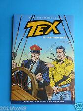 comics tex n. 67 collezione storica a colori il capitano bart fumetti repubblica