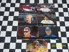 Nascar, Collector Trading Cards Images(7) Cards