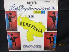 Los Diplomaticos En Venezuela - Fuentes Records