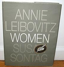 SIGNED Annie Leibovitz Women Susan Sontag Portraits Photographs HC DJ Yoko Ono