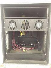14U Custom Power Amp Rack