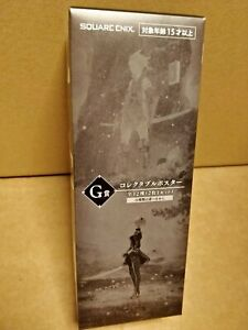 OFFICIAL NIER 10TH ANNIVERSARY REPLICANT & AUTOMATA B5 POSTER SET OF 2 (G) NEW