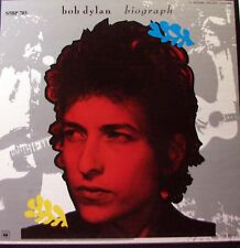 BOB DYLAN Biograph 5 LP Box Set with Booklet