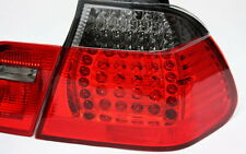 LUCE POSTERIORE LED SET BMW e46 3er berlina 01-05 M3-Look ROSSO FUMARE +