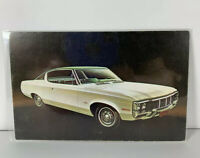 Vintage Postcard American Motors 1972 Matador 2 Door Hardtop Unposted Sleeve