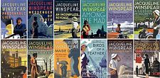 Maisie Dobbs Mysteries Series Collection Set Books 1-12 By Jacqueline Winspear